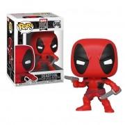 Funko POP Marvel Deadpool First Appearance