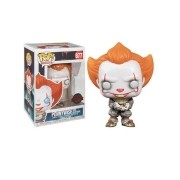 Funko Pop Movies IT Chapter 2 Exclusive - Pennywise with  Glow Bug 877