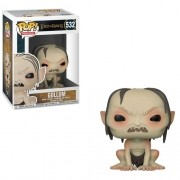 Funko Pop Movies Lotr Hobbit Gollum With Chas