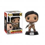 Funko POP Star Wars Poe Dameron The Rise Of Skywalker