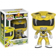 Funko Pop TV: Power Rangers - Yellow Ranger