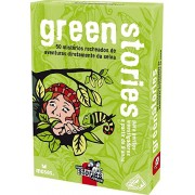 Green Stories - Green - Card Games