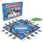 Hasbro Monopoly Fortnite - Jogo de Tabuleiro