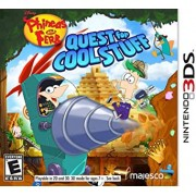 Jogo Nintendo 3DS Usado Phineas And Ferb: Quest For Cool Stuff