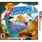 Jogo Nintendo 3DS Usado Phineas And Ferb: Quest For Cool Stuff