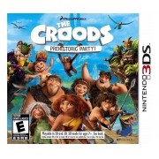 Jogo Nintendo 3DS Usado The Croods: Prehistoric Party!