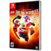 Jogo Nintendo Switch Lego The Incredibles
