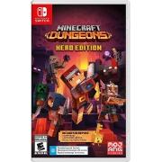 Jogo Nintendo Switch Minecraft Dungeons