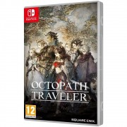 Jogo Nintendo Switch Octopath Traveler Swit