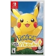 Jogo Nintendo Switch Pokemon: Lets Go Pikachu!
