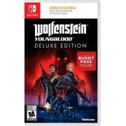 Jogo Nintendo Switch Wolfenstein Youngblood