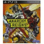 Jogo Novo PS3 Anarchy Reigns