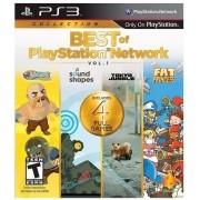 Jogo Novo PS3 Best Of PSN