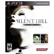Jogo Novo PS3 Silent Hill HD Collection