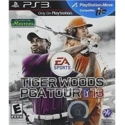 Jogo Novo PS3 Tiger Woords PGA Tour 13