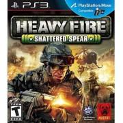Jogo PS3 Mass Heavy Fire Shattered Spear