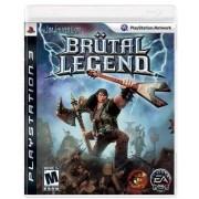 Jogo PS3 Novo Brutal Legend