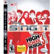 Jogo PS3 NOVO Disney Sing It! High School Music