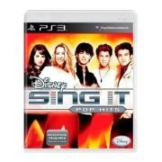 Jogo PS3 Novo Disney Sing It Pop Hits