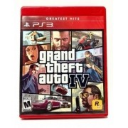 Jogo PS3 Novo Grand Theft Auto IV