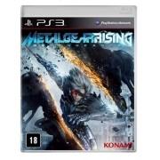 Jogo PS3 Novo Metal Gear Rising Revengeance