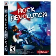 Jogo PS3 Novo Rock Revolution
