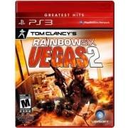 Jogo PS3 Novo Tom Clancy's Rainbowsix Vegas 2