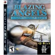 Jogo PS3 Usado Blazing Angels 2: Secret Missions Of WWII