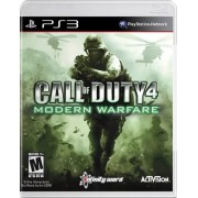 Jogo PS3 Usado Call Of Duty Modern Warfare