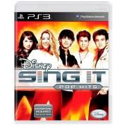 Jogo PS3 Usado Disney Sing It Pop Hits
