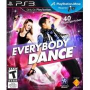 Jogo PS3 Usado Everybody Dance
