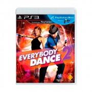 Jogo PS3 Usado Everybody Dance 2