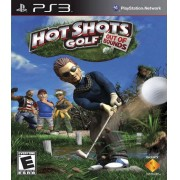 Jogo PS3 Usado Hot Shots Golf Out Of Bo