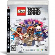 Jogo PS3 Usado Lego Rock Band