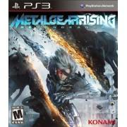 Jogo PS3 Usado Metal Gear Rising Reveng
