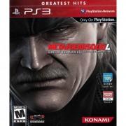 Jogo PS3 Usado Metal Gear Solid 4 Guns Of The Patriots