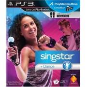 Jogo PS3 Usado Singstar Dance