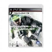 Jogo PS3 Usado Tom Clancys Splinter Cell