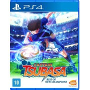Jogo PS4 Captain Tsubasa - Rise of New Champion + Brinde Mousepad