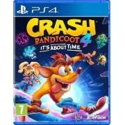 Jogo PS4 Crash 4: It´s About Time