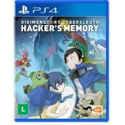 Jogo PS4 Digimon Story Cyber: Sleuth Hacker's Memory