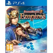 Jogo PS4 Dynasty Warriors 8 Empires