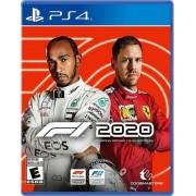 Jogo PS4 F1 2020