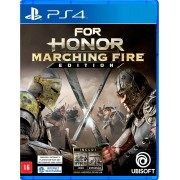 Jogo PS4 For Honor Marching Fire Edition
