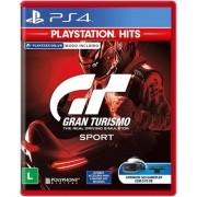 Jogo PS4 Gran Turismo Sport - Playstation Hits