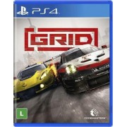 Jogo PS4 Grid