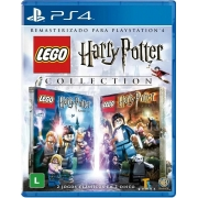 Jogo PS4 Harry Potter - Collection