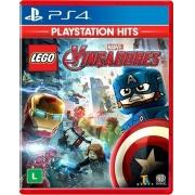 Jogo PS4 Lego Marvel Vingadores - Playstation Hits