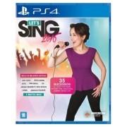 Jogo PS4 Lets Sing 2016