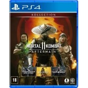Jogo PS4 Mortal Kombat Aftermatch